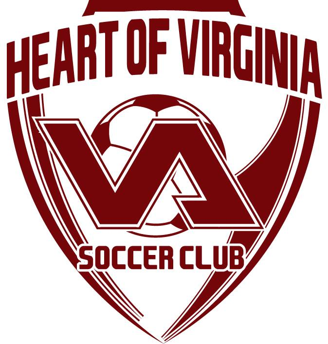 Heart of Virginia Soccer Club Logo