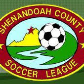 Shenandoah County Soccer League Logo