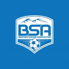 Bedford Soccer Association Logo