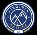 Virginia Skyline Soccer Logo