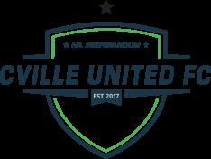 Cville United FC Logo