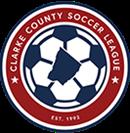 Clarke County Soccer League Logo
